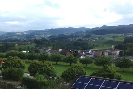 BnB Alpenblick - Lütisburg