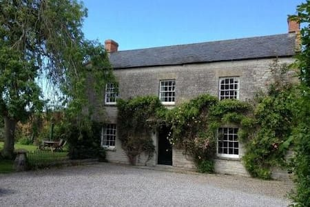 The Croft @ Huxham Farmhouse - East Pennard