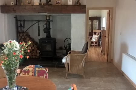 Traditional farmhouse cottage