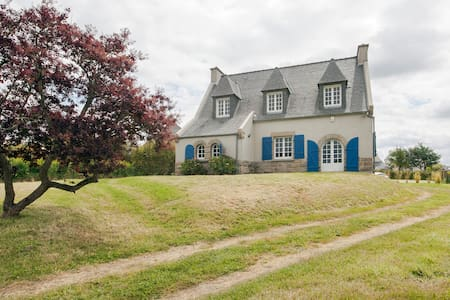 Belle maison en Bretagne à Carantec - Haus