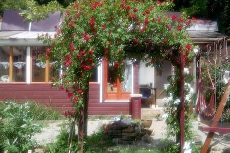 Maison écolo toute jolie - Maison écologique