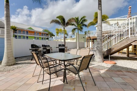 One Bedroom Beach Cottage - Fort Myers Beach - 別荘