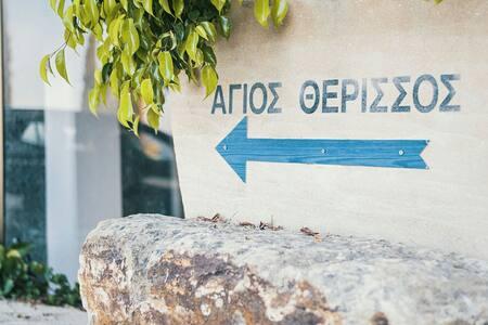 Ayios Therissos 3BR Villa near the Beach - Ház