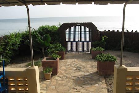 Acces plage direct Pieds dans l'eau service offert - Dakar