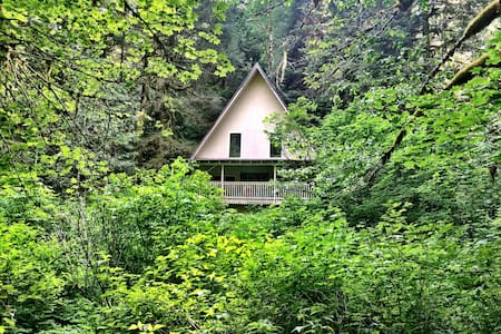 River View Cabin, Mt Hood Forest - Chalet