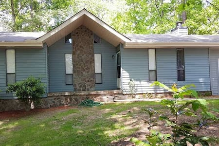 South Atlanta 3 bdrm Lake House - Rumah