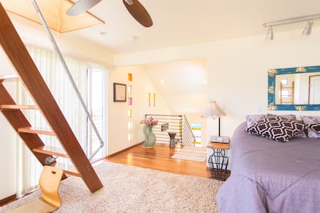 A two story Luxury equipped condo for 2, up to 4 guests in a pinch, full kitchen, jacuzzi, observation deck. Summertime?, or having an extended stay? We give discounts for bookings on available space depending on the availability, the length of your