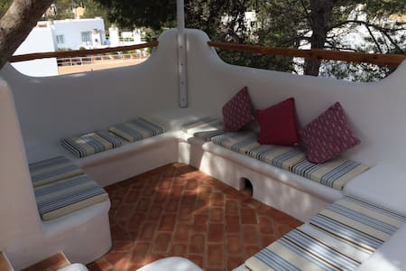 Private flat in home with sea view - Ibiza - Apartment