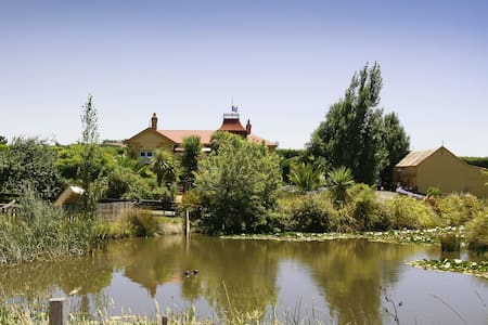 Bunjil Farm B&B, farm stay, escape - Kyneton - Bed & Breakfast