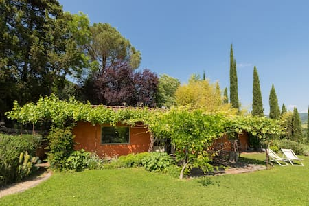 Secluded charming Cottage - Chianti - Casa
