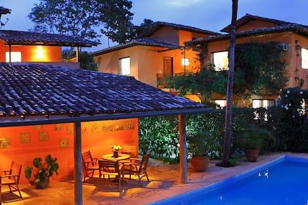 Relaxe Jardim Tropical 200m Praia - Apartamento