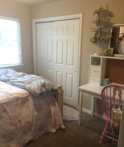Private Bedroom & Bath between Provo and Salt Lake - Pleasant Grove