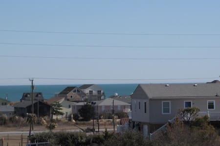 Beach and Bay Two Bedroom Apartment - Kill Devil Hills - Apartment