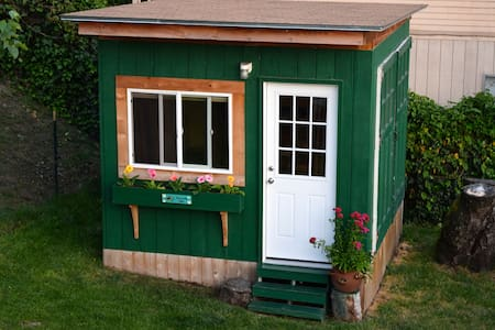 Tiny Garden cabin on Queen Anne   - Seattle - Cabaña