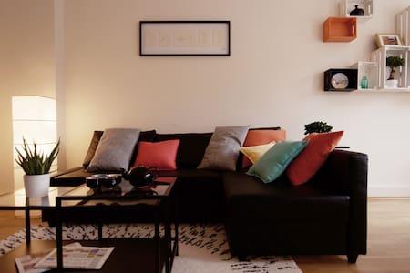 Schöne Wohnung im Herz von Hannover - Hannover - Pis