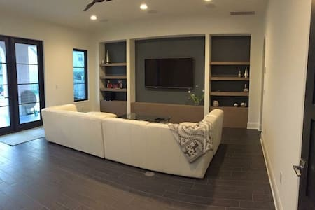South Tampa Modern Studio w Patio - Tampa - Andere