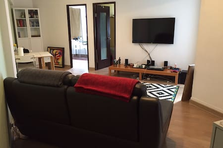Excellent 2BR apt in heart of CWB!