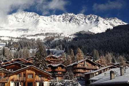 Little jewel in center of Verbier - Apartment