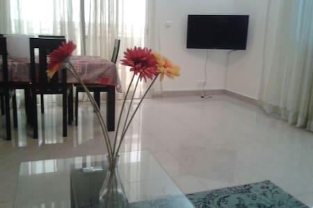 Appartement meuble neuf a Mbao - Dakar