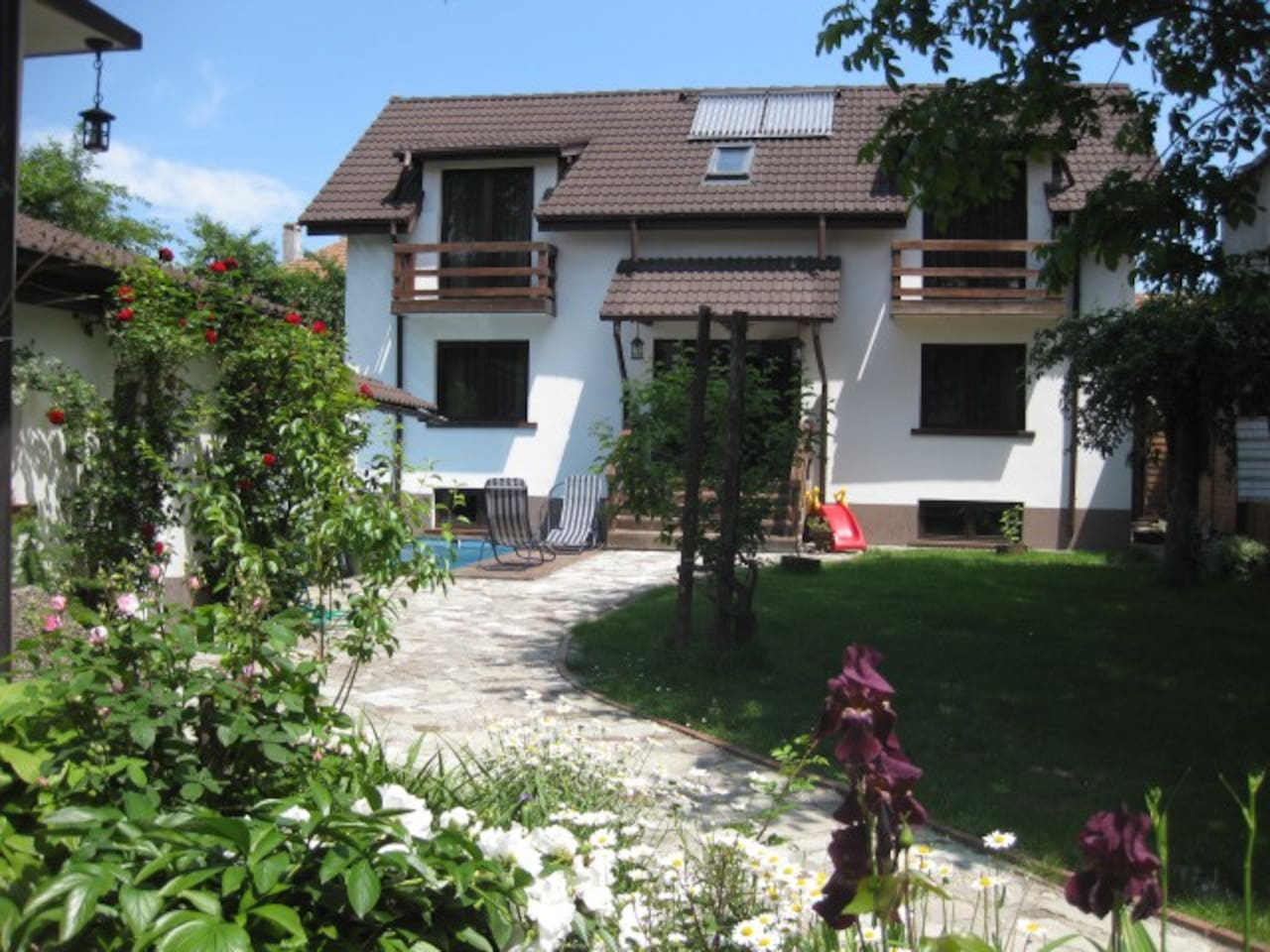 Guesthouse LaDespani in Brasov