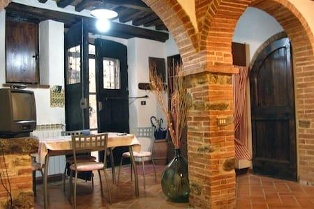 Vacanze Toscana, VacationsTuscany.  - Monterotondo Marittimo - Apartment