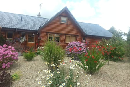 LOG CABIN WEEK/WEEKEND BREAKS - Ballinamore - Hus