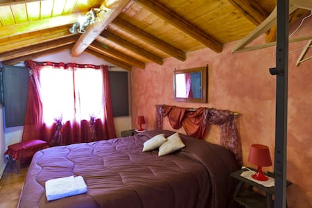Room  at 16km Mountain Etna Sicily - Nicolosi - Loft