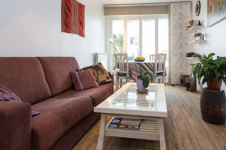 Lovely and bright 2 rooms flat  - Cagnes-sur-Mer - Apartment