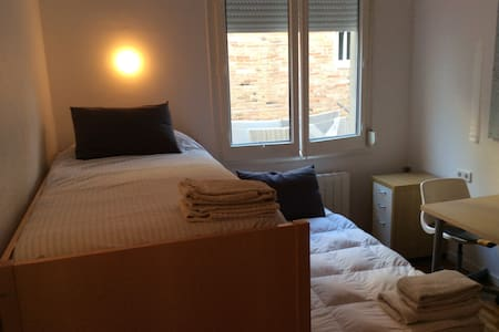 nice room near park Güell!
