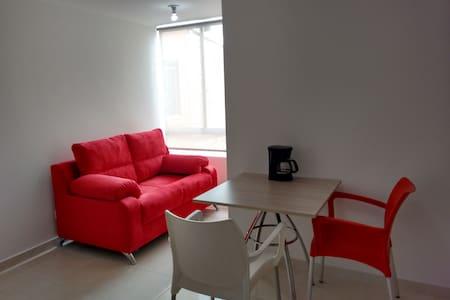 Bonito y cómodo apartamento - Bogotá - Apartment