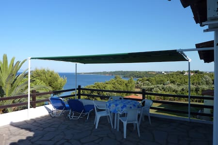 Villa Oasis studio with terrace - Apartment