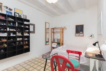 LOVELY APT IN BCN best area! WIFI - Barcelona - Wohnung