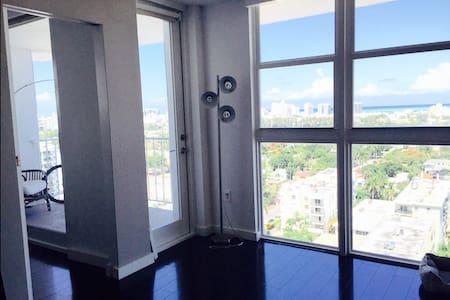 Spacious apartment in South Beach
