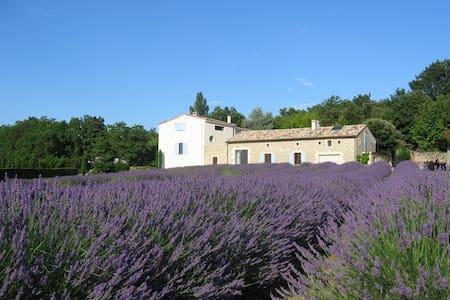Provence Studio Apartment-Jasmin - valaurie