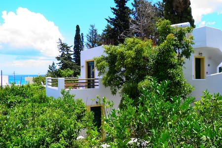 Country Suite - 50m from STEGNA Beach - Daire