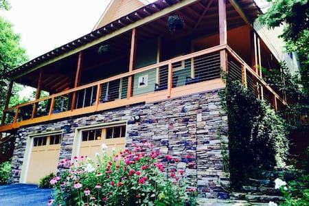 Amazing Mountain Retreat! - Dům