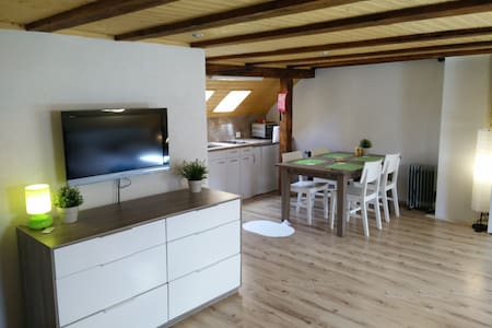 Cozy Studio for up to 3 persons - Leilighet