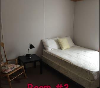 Winter Harbor Village Dorm Room 2 - Dormitorio
