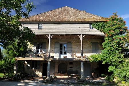 Moulin de Labique chambres d'hôtes - Villeréal