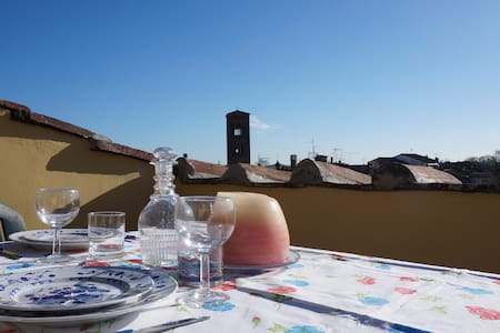Apartment in center with terrace! - Lucca - Apartment