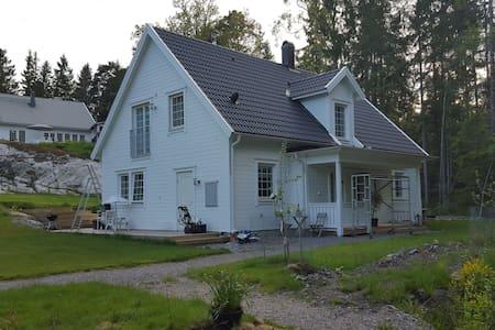 Villa close to Stockholm - Stockholm, Saltsjö Boo - Villa