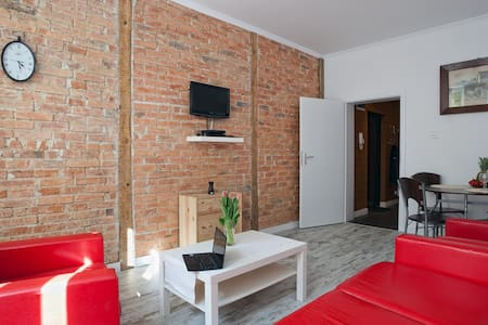 Old town 2bedroom family apartment - Appartement