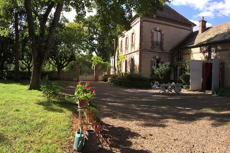 Maison de famille au bord de l'eau - Haus