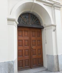 Casa indipendente in Borgo Storico - Wohnung