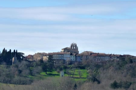Village house in french Tuscany  - Saint-Julia