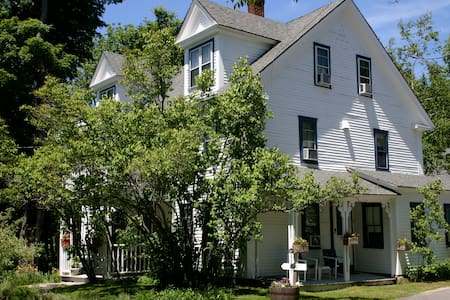 Maple Hill Farm B&B Rm#4 - New London - Bed & Breakfast