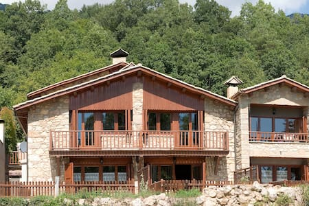 Casa entre Barcelona y Andorra - Castellar del Riu - Casa