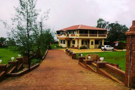Rutubandha Bungalow Mahabaleshwar. - Bungalow