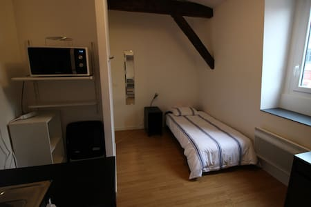 Fully furnished room in Roubaix - Casa