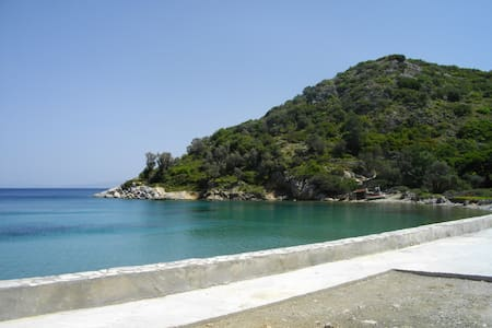 ROMANTIC VILLA GLYFOS - Villa